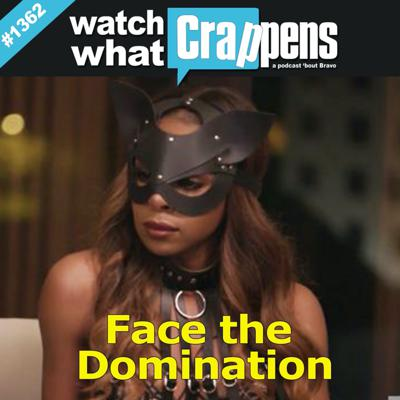 Cover art for RHOP: Face the Domination