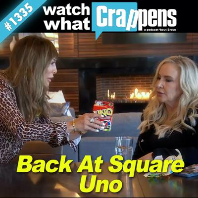 Cover art for RHOC: Back At Square Uno