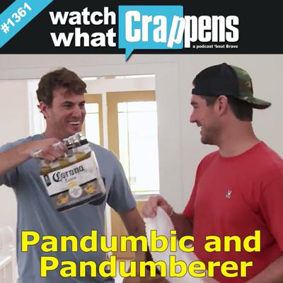 Cover art for #1361 Southern Charm: Pandumbic and Pandumberer