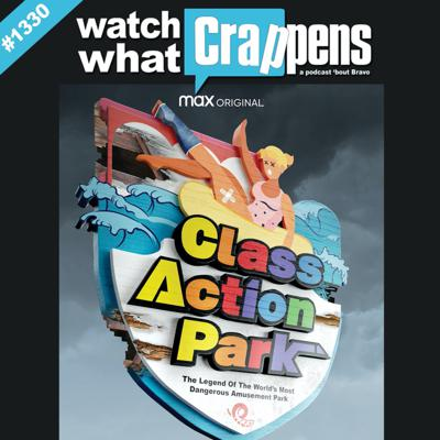 Cover art for HBO Max' Class Action Park