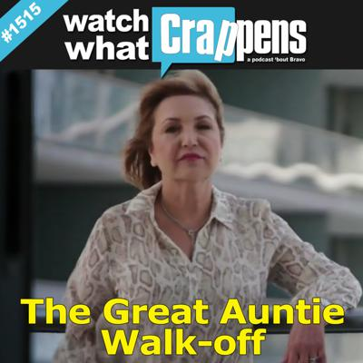 Cover art for Family Karma: The Great Auntie Walk-Off