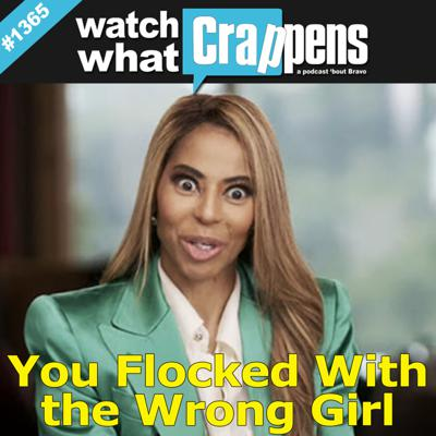 Cover art for RHOSLC: You Flocked With the Wrong Girl