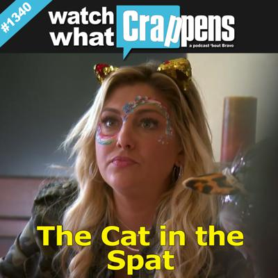 Cover art for RHOC: The Cat in the Spat