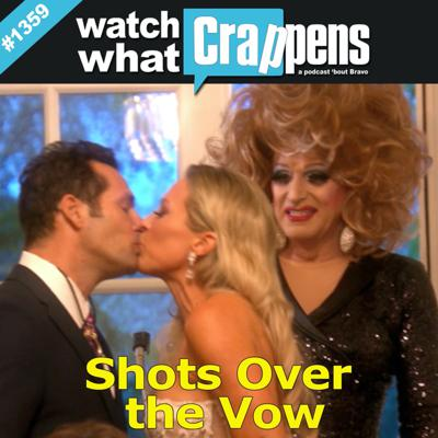 Cover art for RHOC: Shots Over the Vow