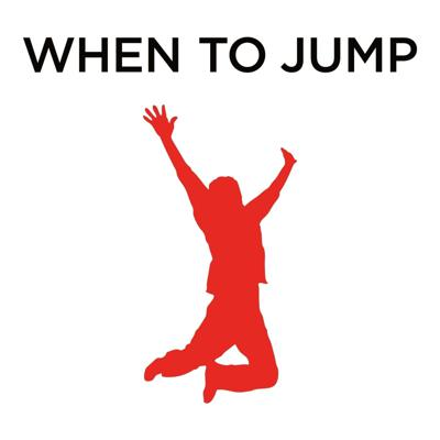 Cover art for Jumping with a plan and a parachute (feat. Mignon Fogarty a.k.a. Grammar Girl)