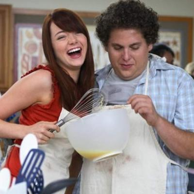 Cover art for Easy A: The SuperRad Story of Home Economics