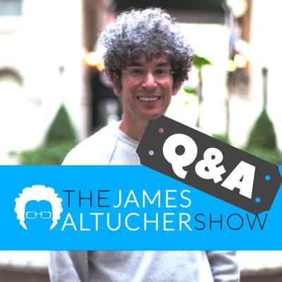 Cover art for Everything Q&A: I asked Robyn Altucher (my wife) some very specific questions!
