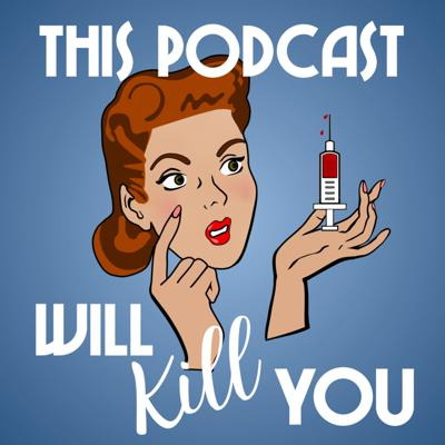 Cover art for Ep 1 Influenza Will Kill You