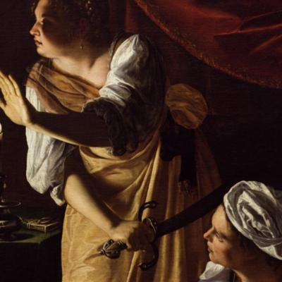 Cover art for Women In A Male Art World — By Her Hand: Artemisia Gentileschi and Women Artists in Italy: 1500-1800