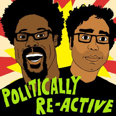 Cover art for Politically Re-Active Returns!