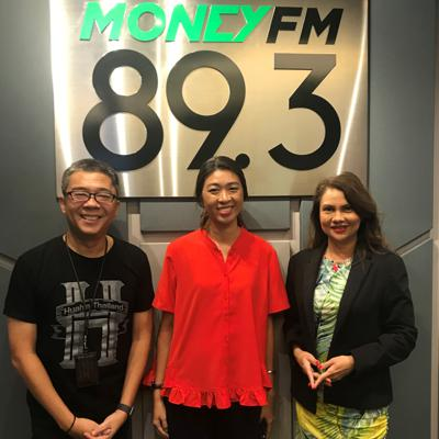 MONEY FM 89.3 - Prime Time with Howie Lim, Rachel Kelly & Finance Presenter JP Ong