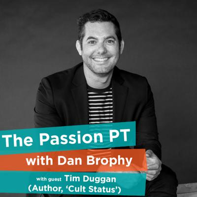 Cover art for 'How To Give Your Brand CULT STATUS' with Tim Duggan (Junkee Media founder; Author 'Cult Status')