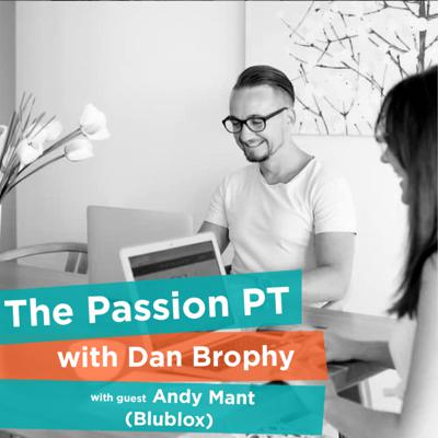 Cover art for Turning Your Side-Hustle Into a Life-Changing Career with Andy Mant (BluBlox)