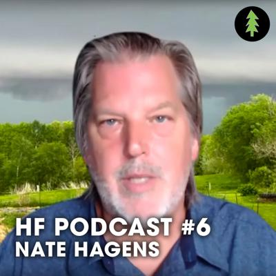 Cover art for #6 - Navigating the Human Predicament with Nate Hagens
