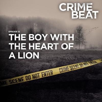 Cover art for The boy with the heart of a lion |12