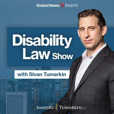 Cover art for Disability Law Show - Sunday, July 26th, 2020.