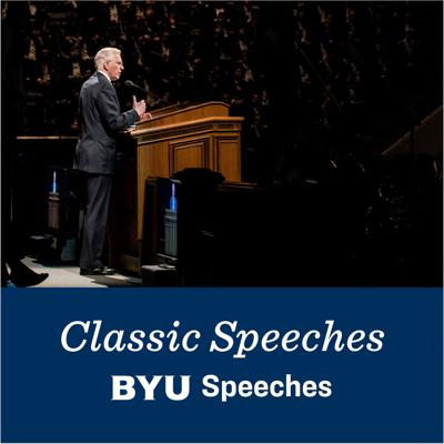 Stuck in a spiritual rut? BYU's podcast of acclaimed devotional speakers is here to help! Here you will find well-loved speeches given at least a decade ago. Tune in to hear experts discuss their tips for finding success and growing their relationships with God.