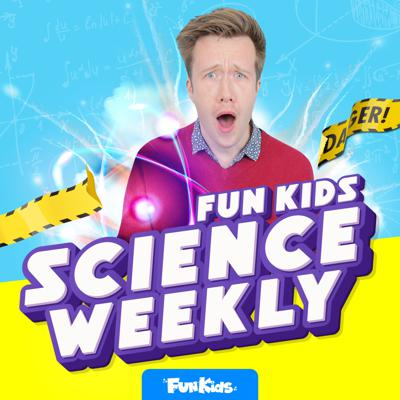 Exploring the coolest and most incredible stuff in science, from way back when dinosaurs roamed the Earth to a future where humans live in space! Fun Kids Science Weekly is hosted by Dan and is the perfect science podcast for kids and families everywhere. Each week, you'll find episodes from series like Deep Space High, Age of the Dinosaurs and Professor Hallux. There's also a special guest, top experts answering all your science questions and Dangerous Dan - something scientific that's also a little bit deadly! If you like this, you can listen to Dan on Fun Kids Radio (weekdays from 1pm) on DAB Digital Radio across the UK, on the free Fun Kids app and online at https://www.funkidslive.com.