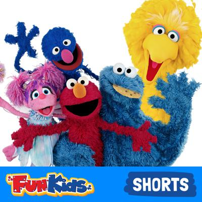 The Sesame Street gang love popping into Fun Kids. Here are the interviews!