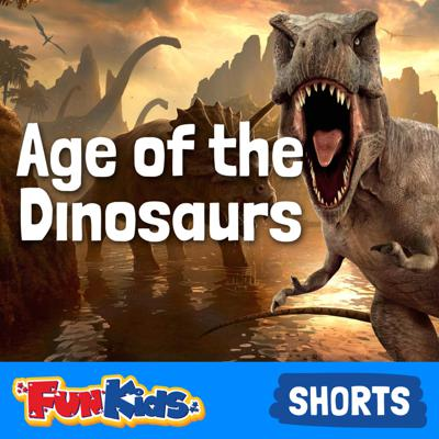 Travel back in time to 145 million years ago and discover what life was like when dinosaurs roamed the Earth ...   Dive underwater and meet the strange species living at the bottom of the sea and get up close with the terrifying Tyrannosaurus Rex!
