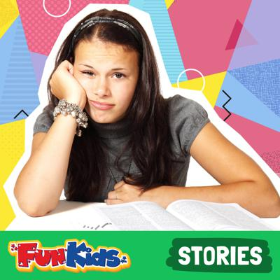 Bryony may be a bit lazy when it comes to doing homework, but certainly not when solving mysteries!   Follow her adventures on childrens radio station Fun Kids, available on DAB Digital Radio in London and online across the UK.