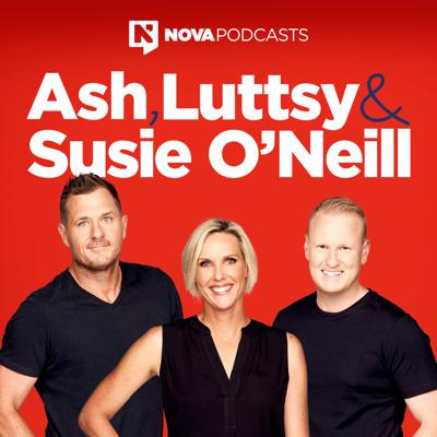 Ash, Kip, Luttsy and Susie O'Neill