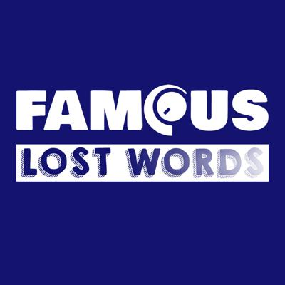 Famous Lost Words