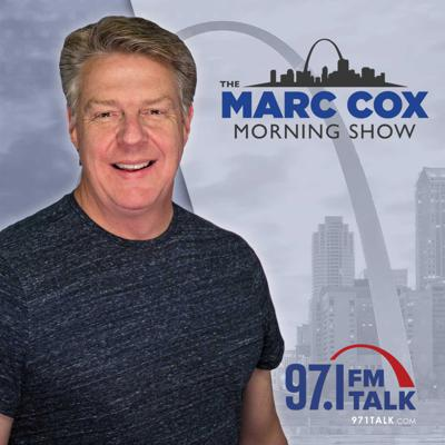 "LISTEN LIVE: WEEKDAYS 5am - 9am on St. Louis' FM NewsTalk 97.1  Marc Cox has been the host of ""The Marc Cox Show"" on FM NewsTalk 97.1 since 2010. He is an Emmy award-winning veteran of Television News, with a career that covered 5 states, 4 TV stations, 3 radio stations, and 25 years. He spent 19 of those years at KMOV-TV, as an anchor, reporter, and producer, and covered some of the nation's biggest stories."