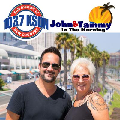 John & Tammy in the Morning on KSON