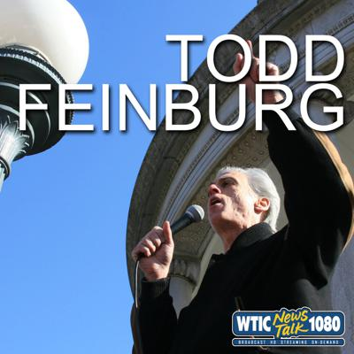 Cover art for Todd Feinburg: Anti-Americanism with Tom Scott (06/30/20)