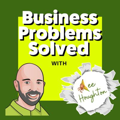 WARNING - This podcast WILL challenge your thinking.  Welcome to Business Problems Solved!  In this podcast we help you solve your business problems by providing real examples and practical approaches to make today better than yesterday.   Introducing your host, the multi-sector, self-professed 'most improved improvement person' and qualified Business Problem Solver  Lee Houghton (pronounced Hawton)  You can contact Lee on LinkedIn, Facebook, Instagram or Twitter by searching for Lee Houghton THE Business Problem Solver or via visiting www.leehoughton.com for more content and to solve your business problems.  And remember – saying you know how to do it, is not doing it …