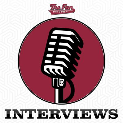 Hear the latest interviews from your favorite 104.3 The Fan personalities!