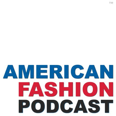 Exploring fashion as an art and a business. American Fashion Podcast is the fashion show for fashion people, diving deep into the designing, making, and selling of garments and accessories through long-form interviews with people at all levels and in all corners of the business, with an emphasis on sustainability and innovation, since 2014. Hosted by Charles Beckwith and Cathy Schepis.