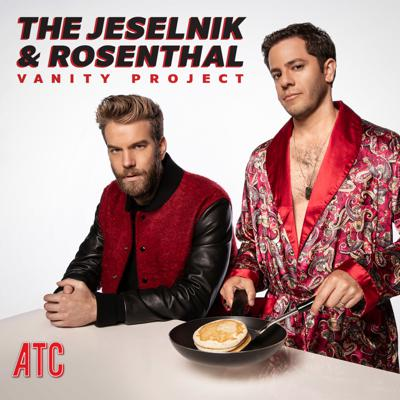 Anthony Jeselnik is a world famous comedian, Gregg Rosenthal is an analyst for NFL Network and they have been best friends for over 20 years. Each week, JRVP features stories from their lives, deep dives into the darkest and craziest news stories from around the world and essential recommendations to their listeners.The hilarious podcast is about friendship, family and Anthony's unquenchable desire to get Gregg in trouble with his employer and his wife.