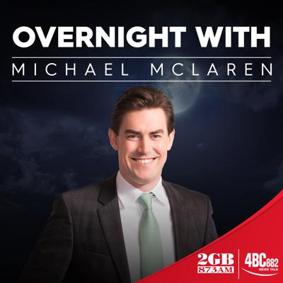 Overnight with Michael McLaren