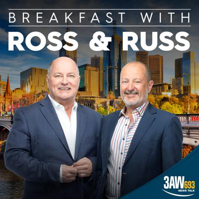 Ross Stevenson and Russel Howcroft keep Melbourne informed and entertained with their razor sharp wit and humour every morning on 3AW Breakfast, 5.30am-8.30am.The daily podcast and best segments from their program are uploaded right here.