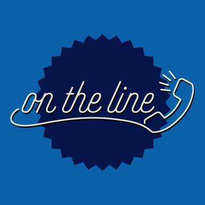 On The Line is entertainment.ie's interview podcast, where we talk to comedians, actors, directors, musicians, whoever - all over the phone (or sometimes in person).
