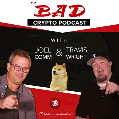 Technologists and crypto-enthusiasts Joel Comm and Travis Wright attempt to demystify the world of bitcoin, blockchain, litecoin, ethereum, alt-coins, token generation events, and ICOs in this podcast for cryptocurrency newbies.