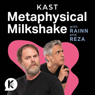 A weekly podcast, Metaphysical Milkshake, the show where we go deep, we get weird, and we search for the meaning of life along the way. In this show, your co-hosts in existential crimes, actor Rainn Wilson and scholar Reza Aslan guide you through conversations about Life's Big Questions.
