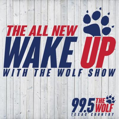 The All New Wake Up With The Wolf Show