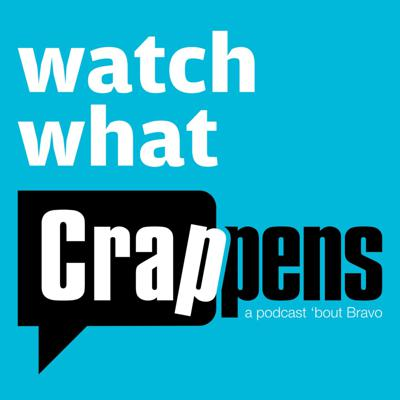 A daily podcast that revels in all things Bravo (and beyond!). Join Ben Mandelker and Ronnie Karam as they praise, ridicule, and eviscerate the Real Housewives, Below Deck, and whatever other crap Bravo throws at us. We mock because we love. Support us at www.patreon.com/watchwhatcrappens for bonus episodes, video recaps, and exclusive access to our Discord server.