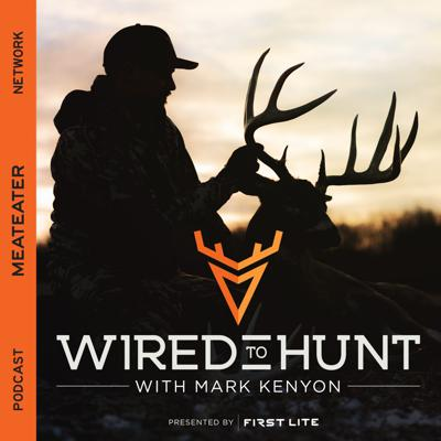 The Wired To Hunt Podcast is the most highly rated and listened to deer hunting focused podcast in North America - with millions of episodes downloaded and enjoyed by hunters every year. Hosted by nationally published outdoor writer and QDMA Communicator of the Year Mark Kenyon, each new episode focuses on sharing deer hunting news, stories and strategies - straight from guys who live the deer hunting lifestyle every day. And expert whitetail hunting guests such as Mark and Terry Drury, Bill Winke, Dan Infalt, Adam Hays, Stan Potts, Steve Bartylla, John Dudley and many others are frequently interviewed to share their insights, experiences and strategies. If you are a whitetail addict, tune in to The Wired To Hunt Podcast to get your fix.