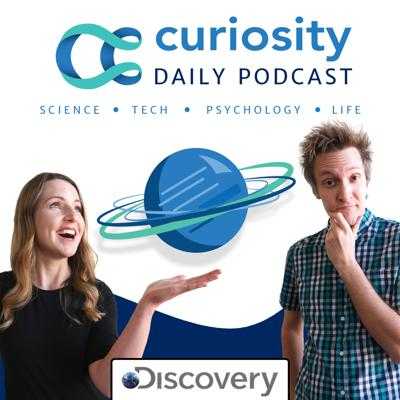 The award-winning Curiosity Daily podcast from Curiosity.com will help you get smarter about the world around you — every day. In less than 10 minutes, you'll get a unique mix of research-based life hacks, the latest science and technology news, and more. Discovery's Cody Gough and Ashley Hamer will help you learn about your mind and body, outer space and the depths of the sea, and how history shaped the world into what it is today.