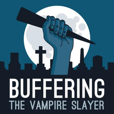 Buffering the Vampire Slayer is a bi-weekly podcast in which your hosts Jenny Owen Youngs (professional musician and recreational Whedonverse aficionado) and Kristin Russo (professional writer and former goth teen) discuss Buffy the Vampire Slayer, one episode at a time. Every installment of the podcast also includes a new original song recapping each glorious Buffy episode! *wolf howl*