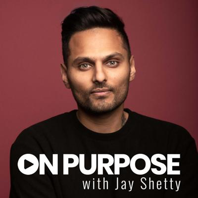 My name is Jay Shetty, and my purpose is to make wisdom go viral. I'm fortunate to have fascinating conversations with the most insightful people in the world, and on my podcast, I'm sharing those conversation with you. New episodes Mondays and Fridays. Listen anywhere you get your podcasts, and please rate and review the podcast if you enjoy it. Live life today ON PURPOSE.