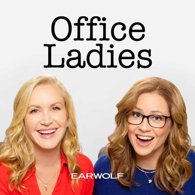 The Office co-stars and best friends, Jenna Fischer and Angela Kinsey, are doing the ultimate The Office re-watch podcast for you. Each week Jenna and Angela will break down an episode of The Office and give exclusive behind the scene stories that only two people who were there, can tell you.