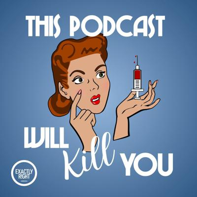 This podcast might not actually kill you, but it covers so many things that can. Each episode tackles a different disease, from its history, to its biology, and finally, how scared you need to be. Ecologists and epidemiologists Erin Welsh and Erin Allmann Updyke make infectious diseases acceptable fodder for dinner party conversation and provide the perfect cocktail recipe to match