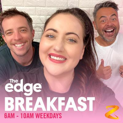The Edge Breakfast with Meg & Randell Catchup