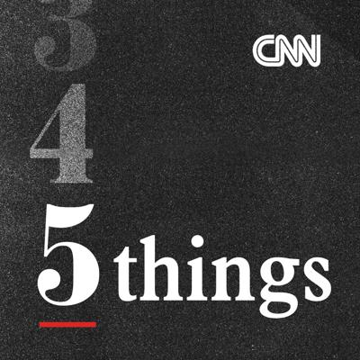 Cover art for Morning news briefing from CNN