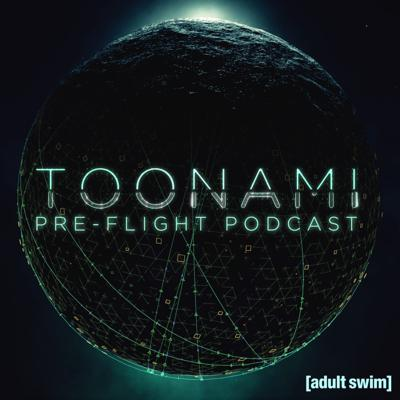 Toonami Pre-Flight ... the audio from Friday night's video stream from Adult Swim.